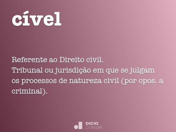c�vel