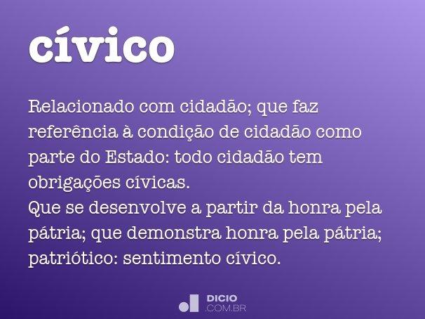 cívico