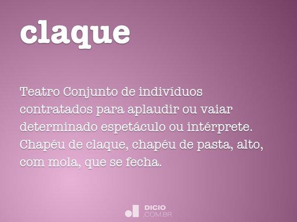 claque