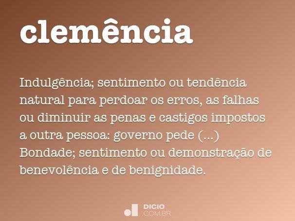 clem�ncia