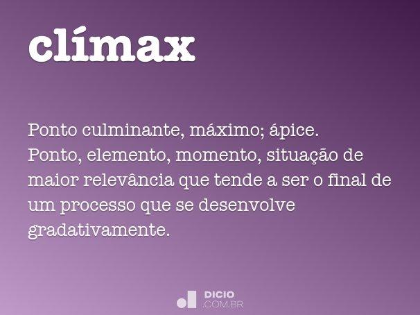cl�max