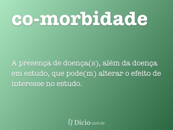 co-morbidade