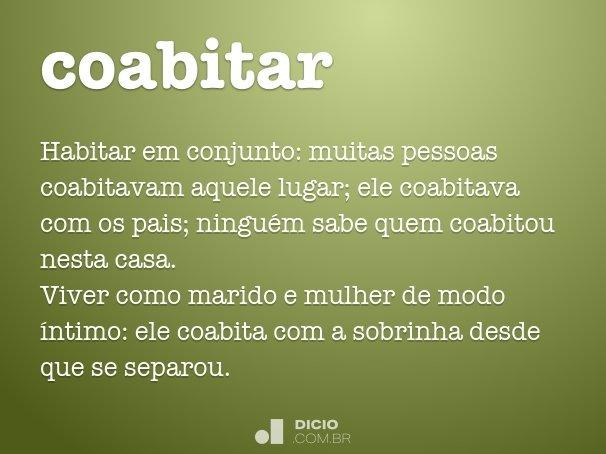coabitar