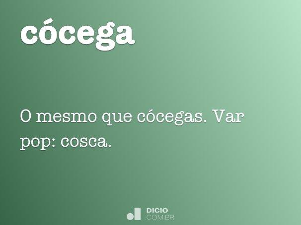 c�cega