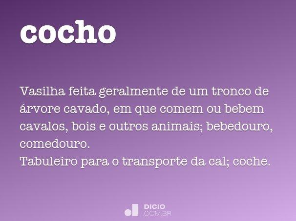 cocho