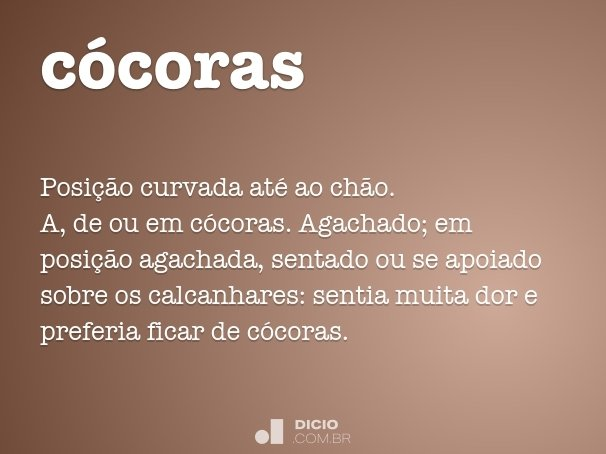 c�coras