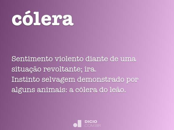 c�lera