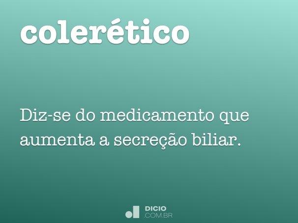 colerético