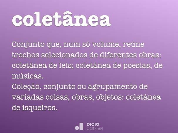 colet�nea
