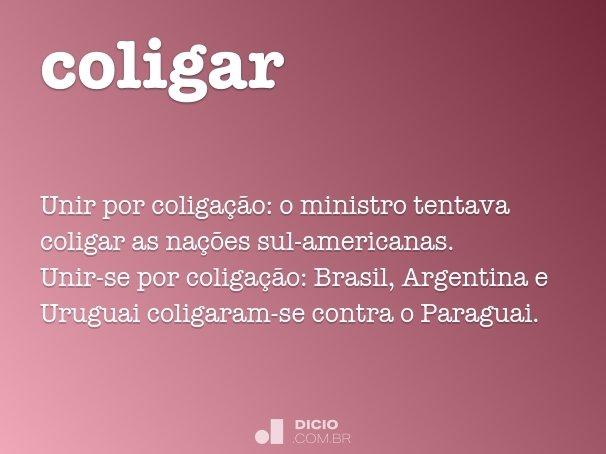 coligar