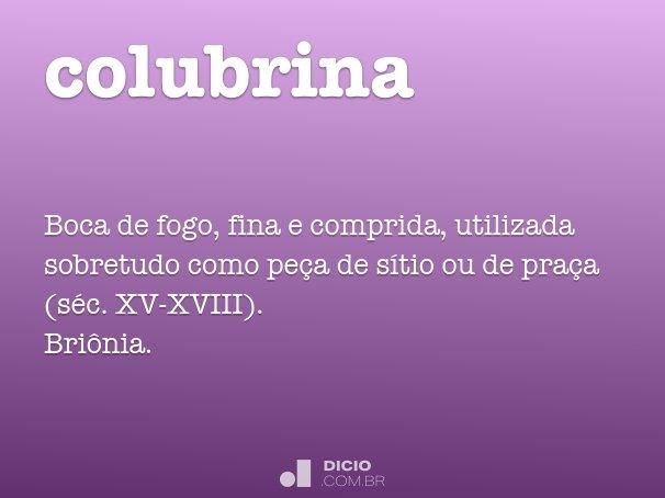colubrina