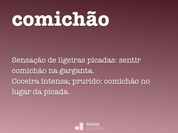 comich�o