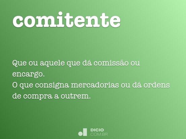comitente