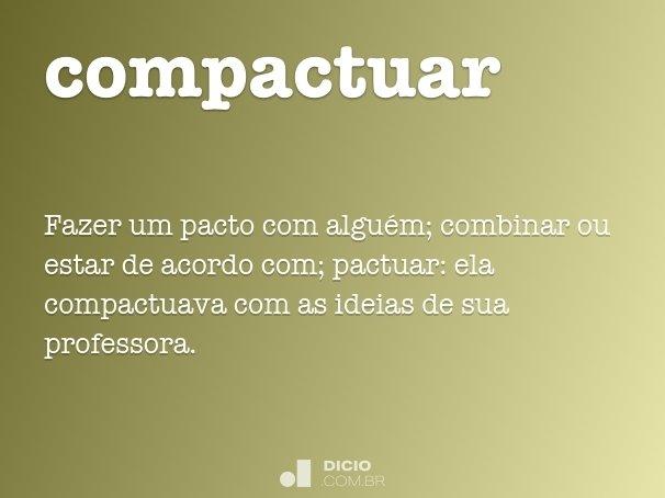 compactuar