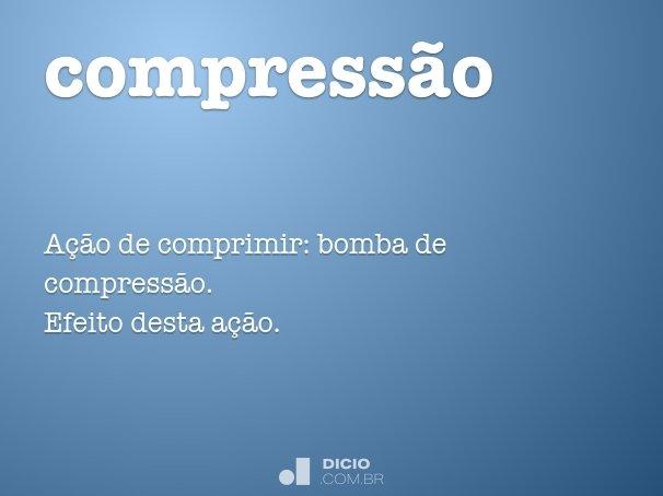 compress�o