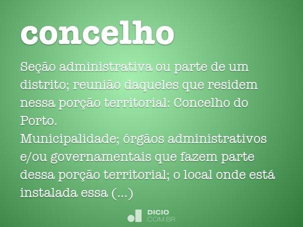 concelho