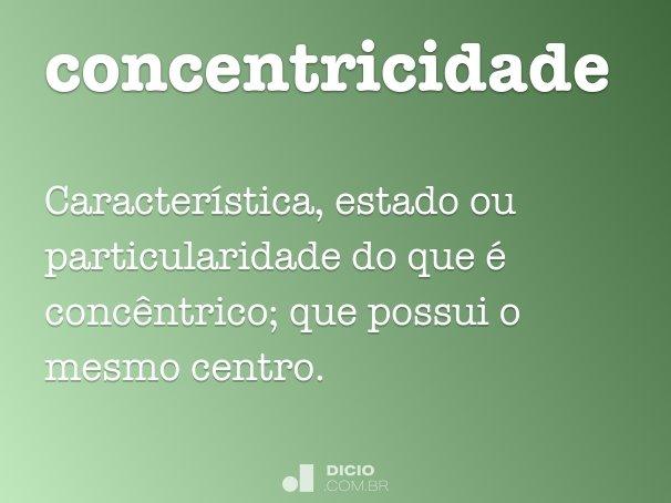 concentricidade