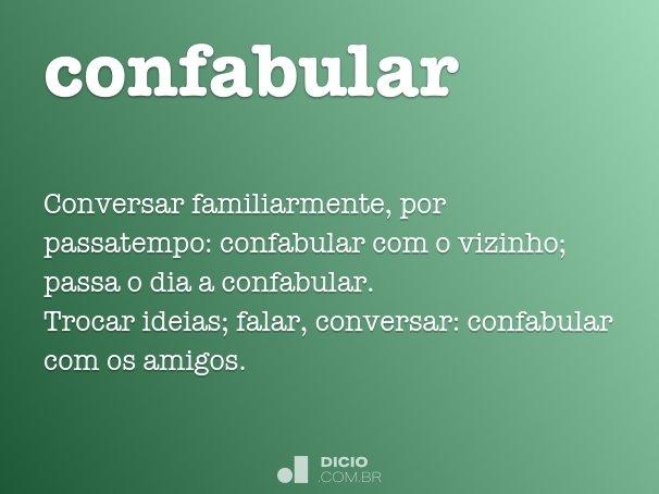 confabular