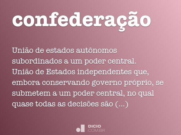 confedera��o