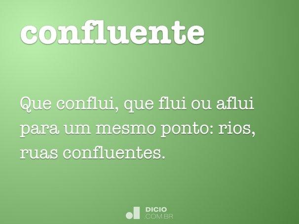 confluente