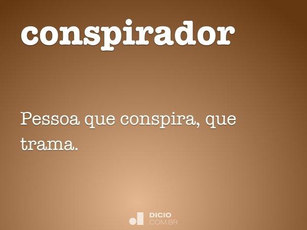 conspirador
