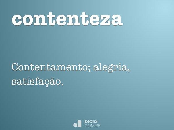 contenteza