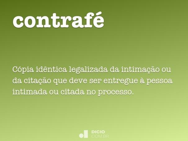 contraf�