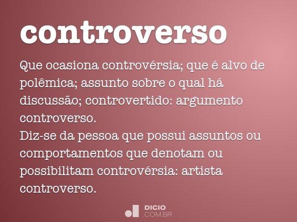 controverso