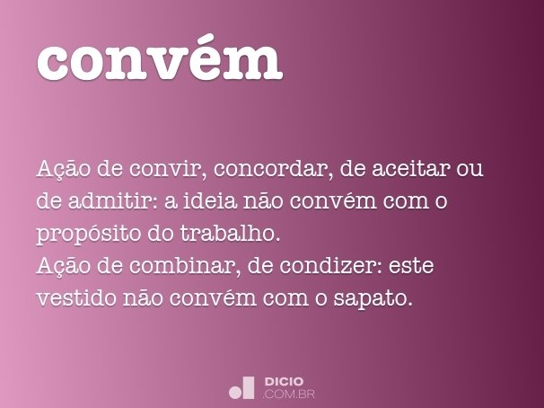 conv�m