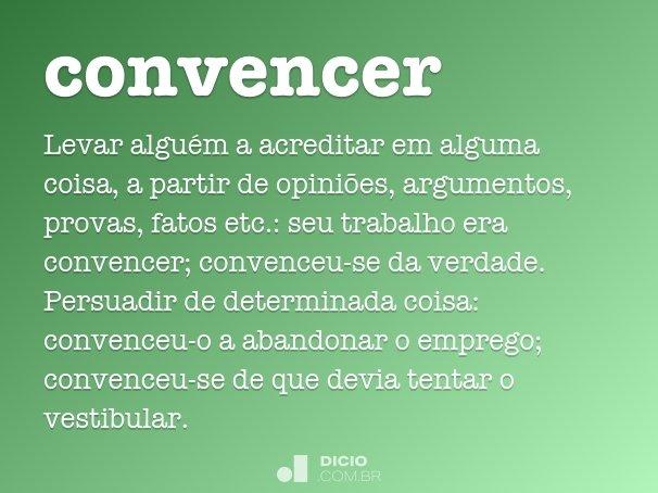 convencer
