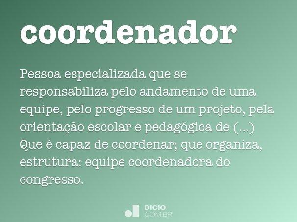 coordenador