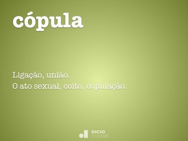 c�pula
