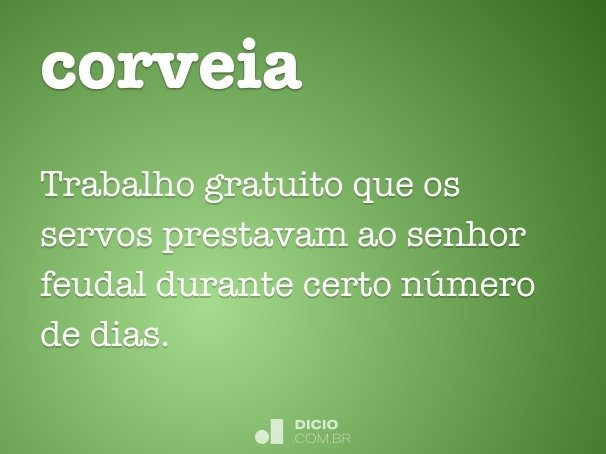 corveia