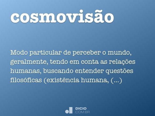 cosmovis�o