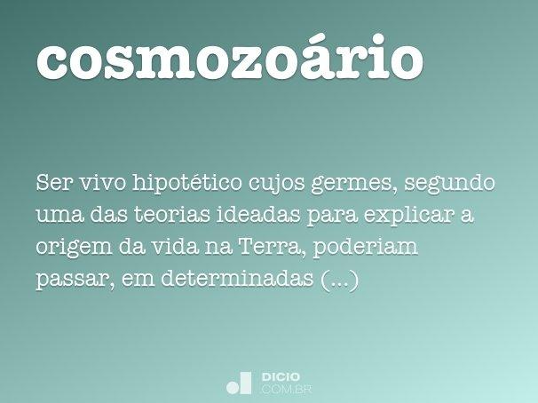 cosmozoário