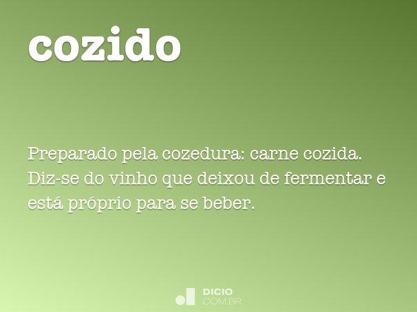 cozido