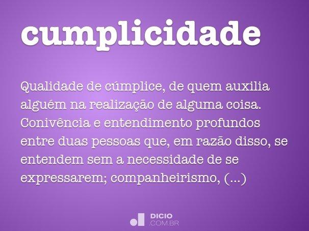 cumplicidade