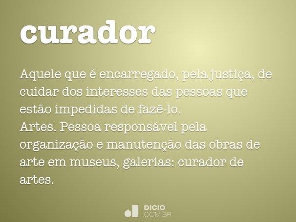 curador