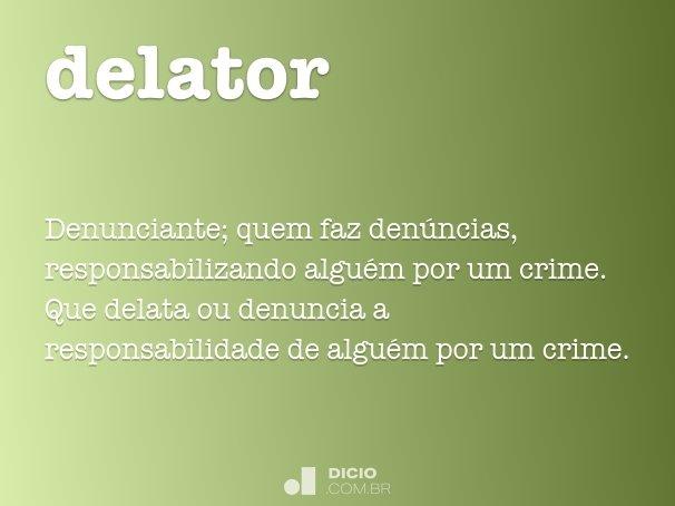 delator