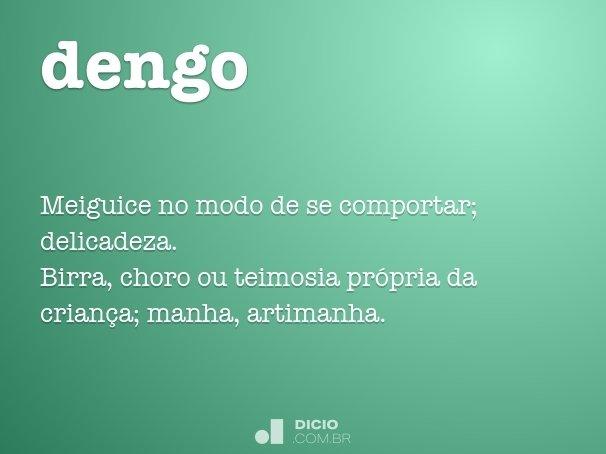 dengo