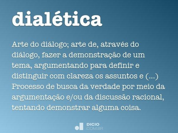 dialética