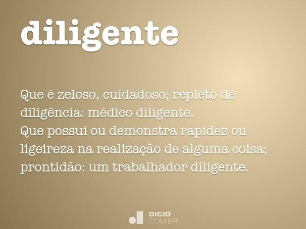 diligente
