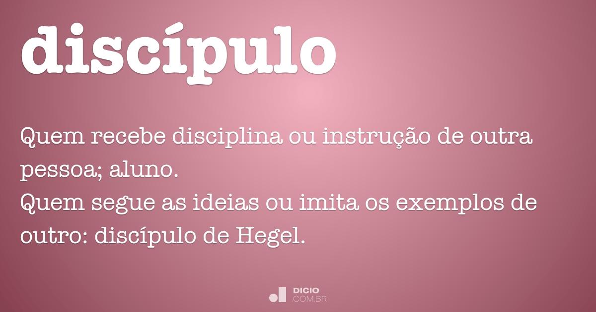 Ideias De Hegel ~ Discípulo Dicionário Online de Portugu u00eas