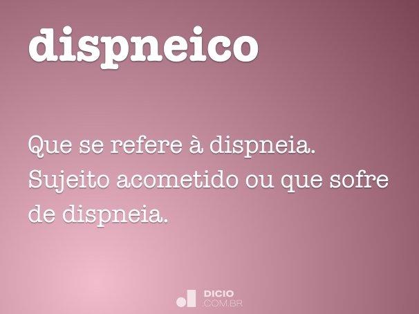 dispneico