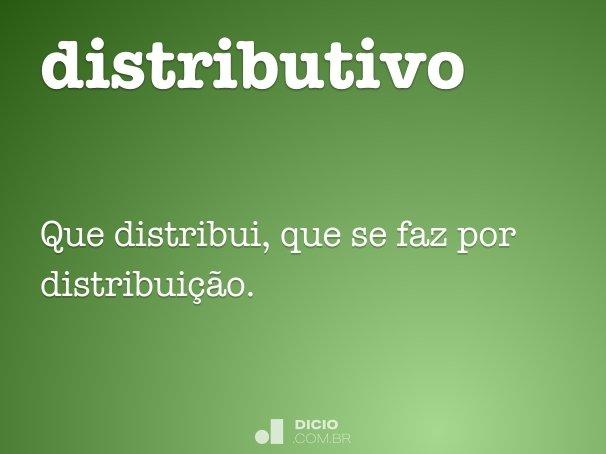 distributivo