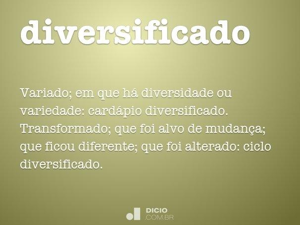 diversificado