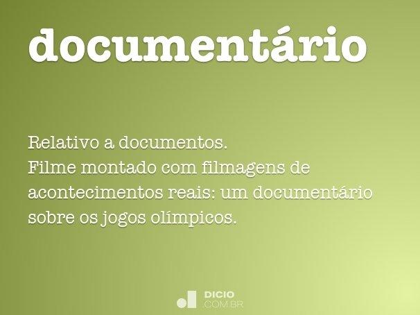 document�rio
