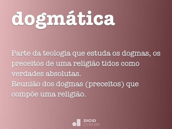 dogm�tica