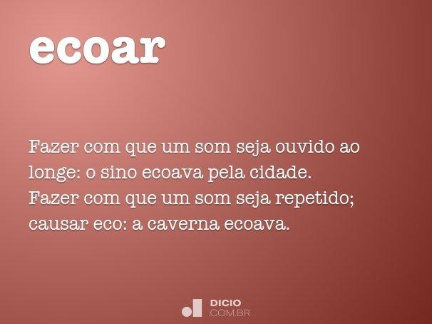 ecoar