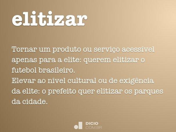 elitizar